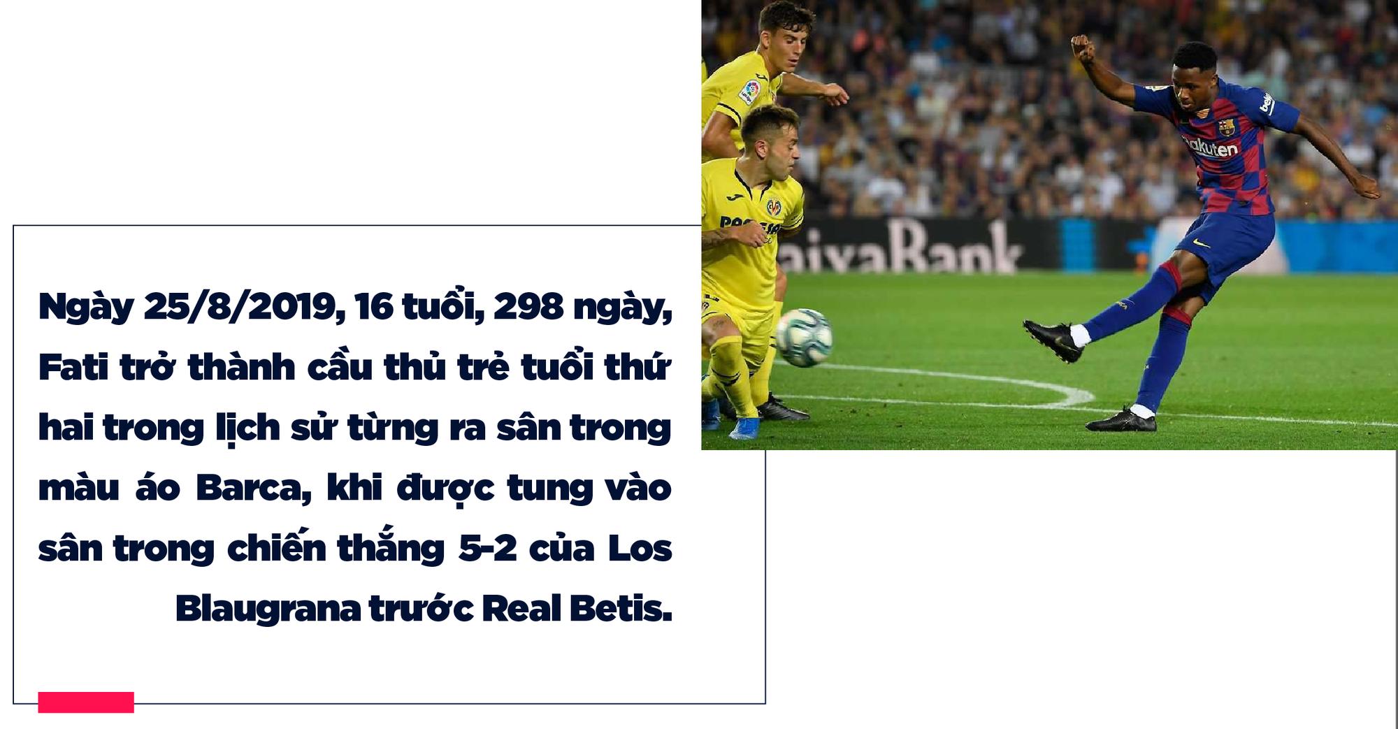 Ansu Fati: Từ giấc mơ Chapi đến ước vọng về một Messi đệ nhị của người Catalonia - Ảnh 6.