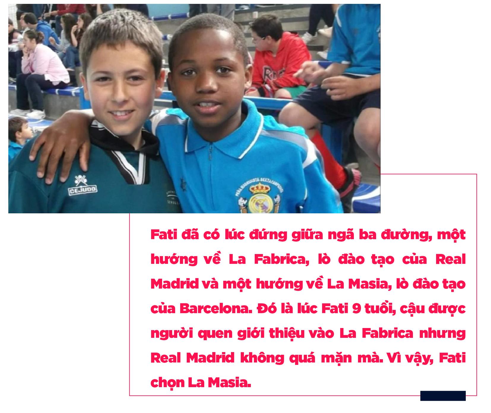 Ansu Fati: Từ giấc mơ Chapi đến ước vọng về một Messi đệ nhị của người Catalonia - Ảnh 5.