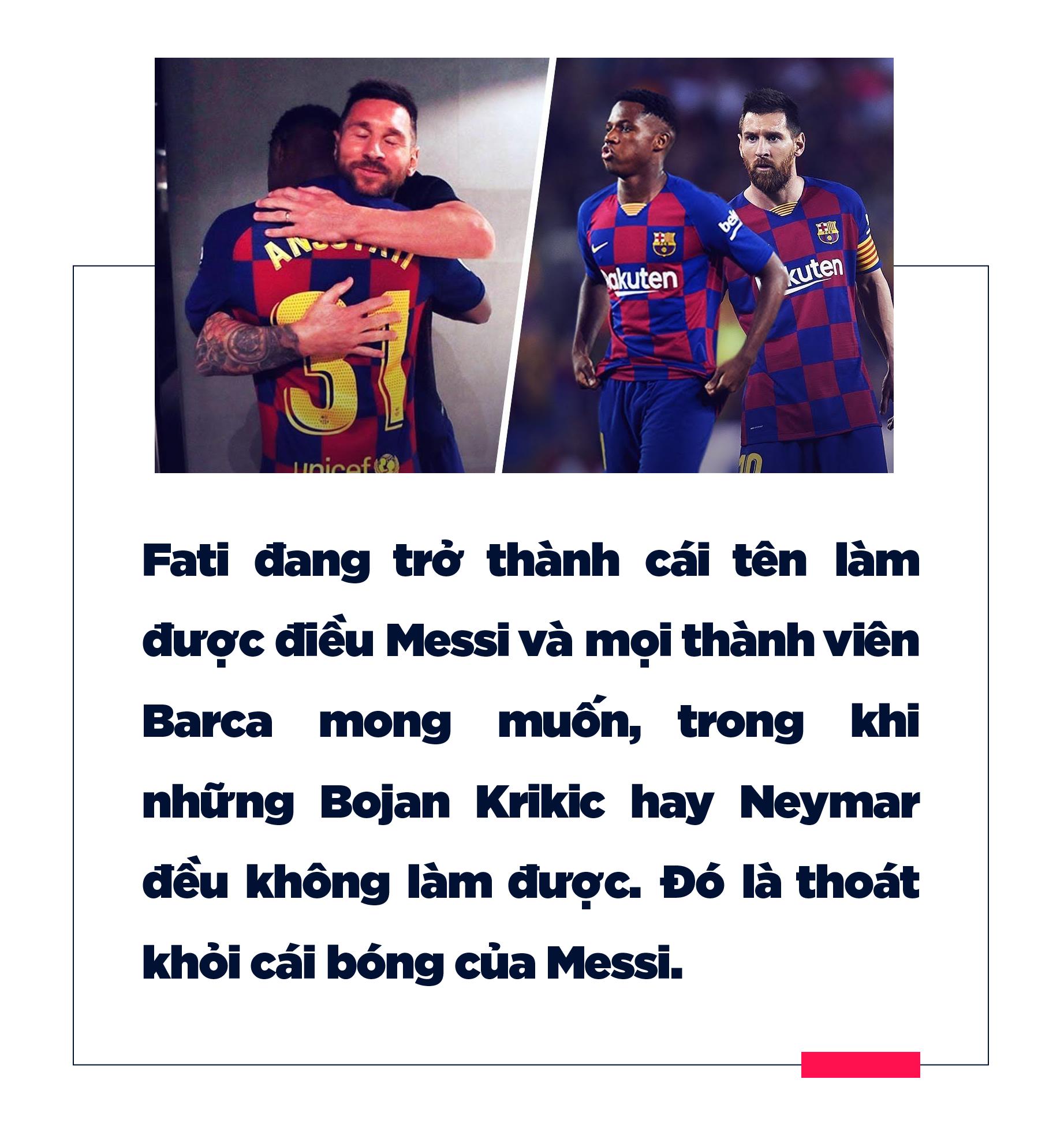 Ansu Fati: Từ giấc mơ Chapi đến ước vọng về một Messi đệ nhị của người Catalonia - Ảnh 10.