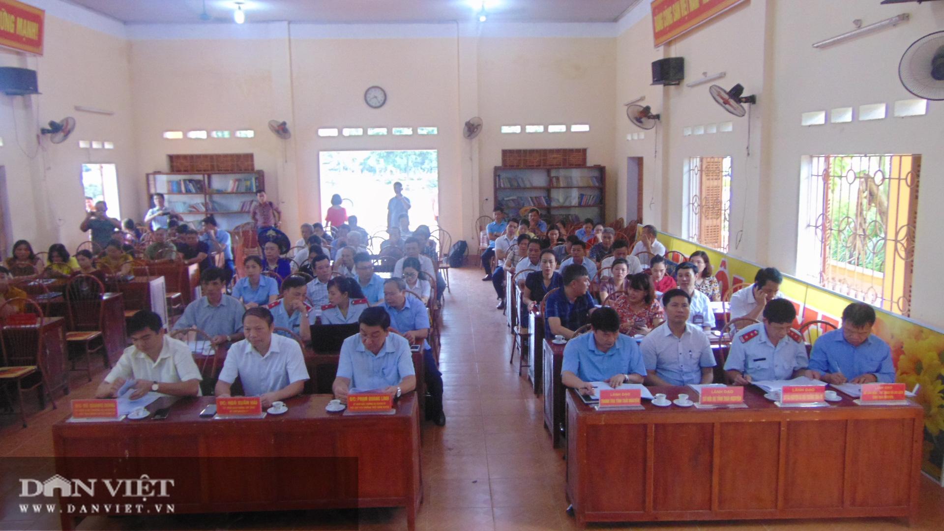Thái Nguyên: UBND huyện yêu cầu hộ lấn chiếm trả lại đất đền Đá Thiên - Ảnh 2.