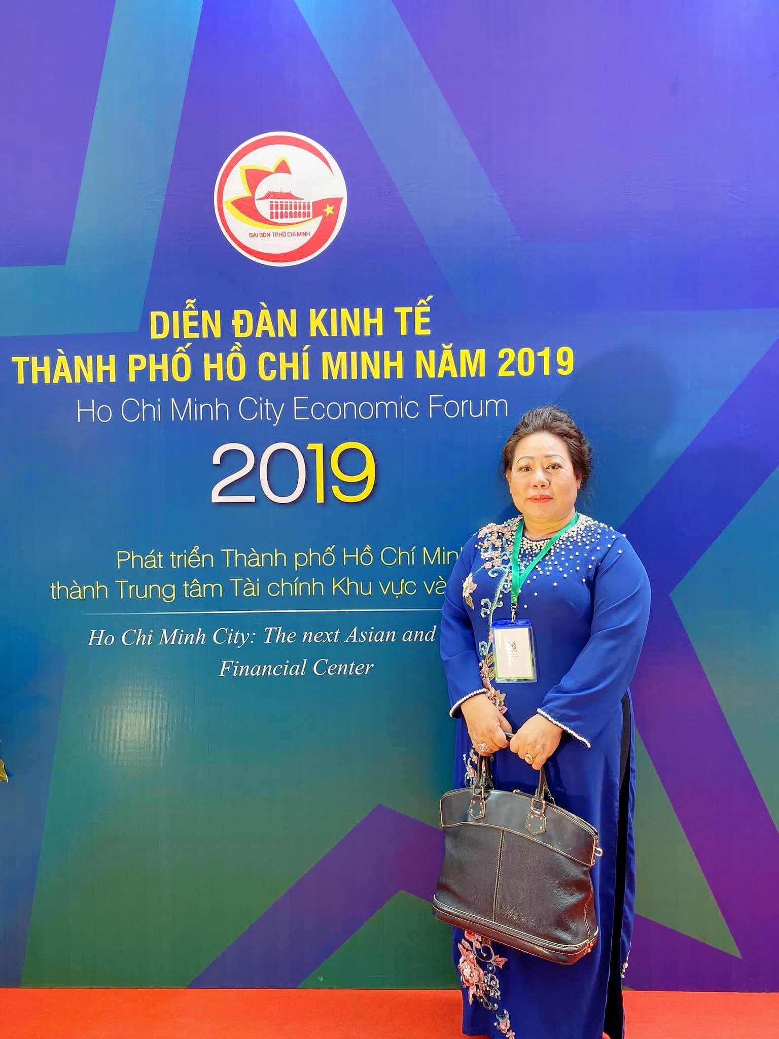 """Bà Huỳnh Kim Chi - Chủ tịch HĐQT Cty Liên doanh Bột Quốc tế Intermix: """"Đưa ẩm thực truyền thống Việt ra thế giới"""" - Ảnh 6."""