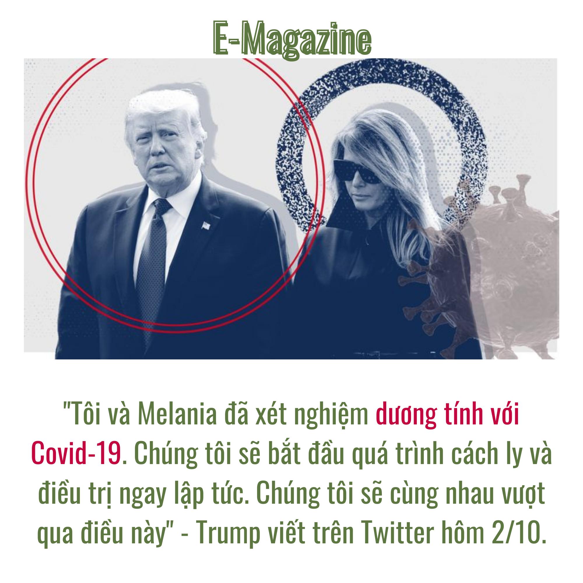TT Trump nhiễm Covid-19: cử tri quay lưng, Trung Quốc ăn mừng và nỗi buồn của kinh tế Mỹ - Ảnh 2.