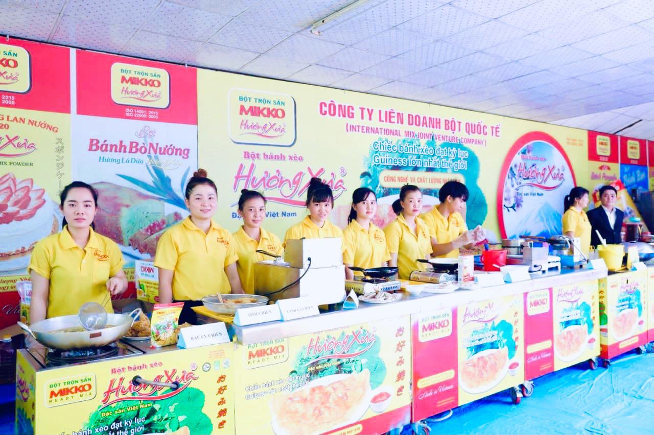 """Bà Huỳnh Kim Chi - Chủ tịch HĐQT Cty Liên doanh Bột Quốc tế Intermix: """"Đưa ẩm thực truyền thống Việt ra thế giới"""" - Ảnh 4."""