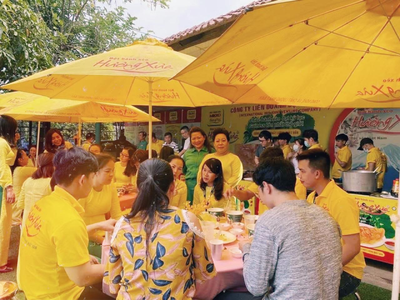 """Bà Huỳnh Kim Chi - Chủ tịch HĐQT Cty Liên doanh Bột Quốc tế Intermix: """"Đưa ẩm thực truyền thống Việt ra thế giới"""" - Ảnh 9."""
