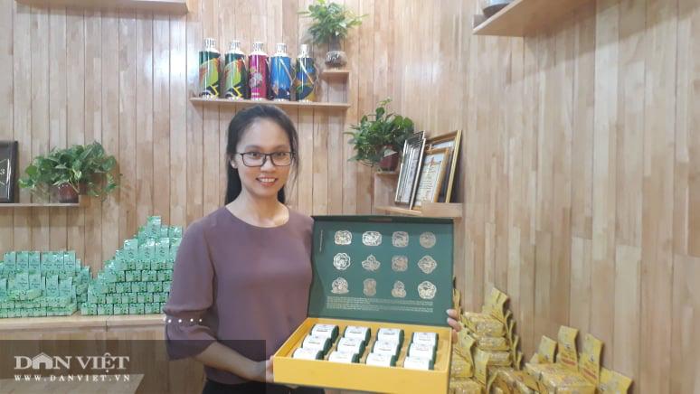 Từ bỏ nghề giáo, cô gái 8x Thái Nguyên về xây dựng thương hiệu chè truyền thống - Ảnh 5.