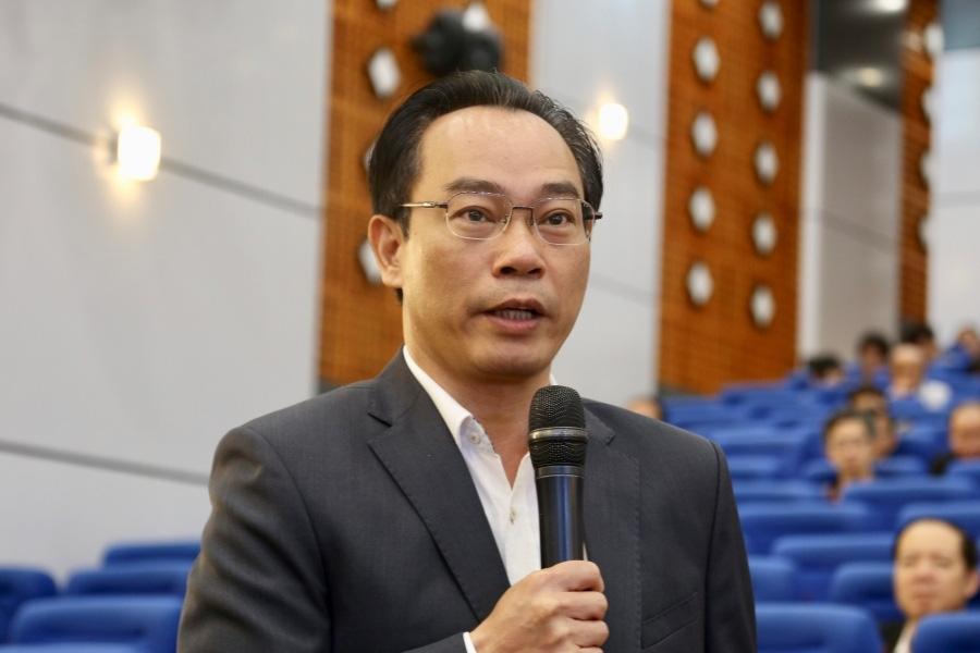 Chủ tịch Hội đồng Trường Đại học Bách Khoa Hà Nội được bổ nhiệm Thứ trưởng Bộ GD-ĐT - Ảnh 1.