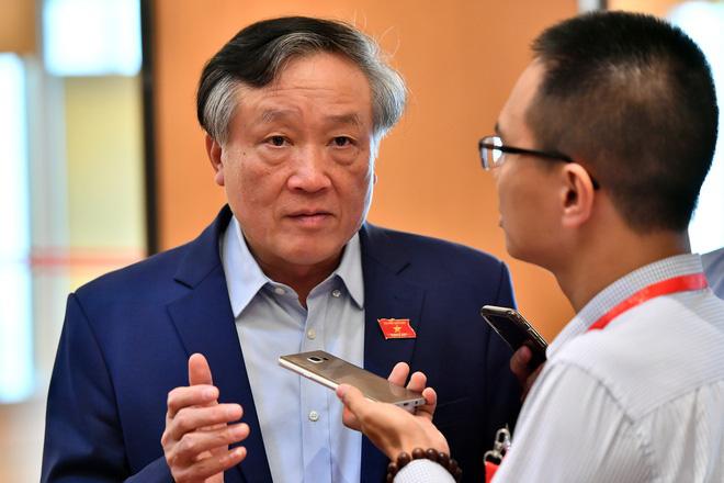 Ông Nguyễn Hòa Bình nói về kiến nghị người gây oan sai phải trực tiếp xin lỗi dân, tránh hình thức - Ảnh 1.