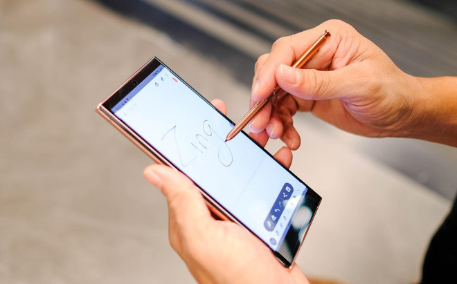 Samsung sẽ chưa khai tử Galaxy Note - Ảnh 1.