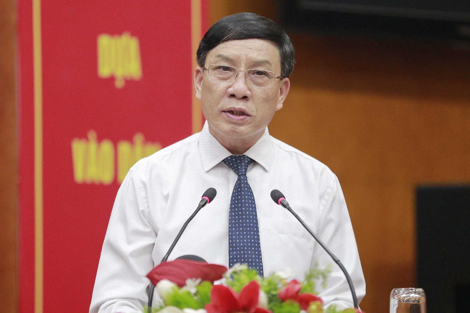 Toàn cảnh Họp báo kỷ niệm 90 năm Ngày thành lập Hội Nông dân Việt Nam - Ảnh 4.
