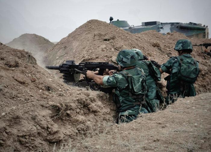 Nóng chiến sự Armenia- Azerbaijan: Tổng thống Azerbaijan tuyên bố bất ngờ về Thổ Nhĩ Kỳ - Ảnh 1.