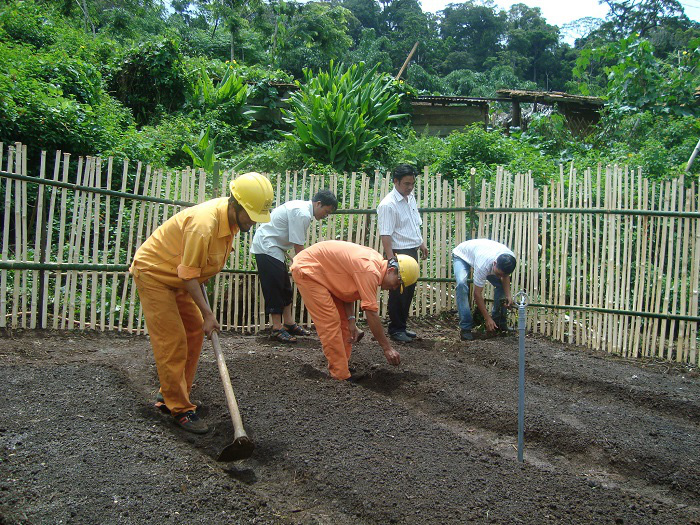 Điện lực Kbang - PC Gia Lai: Dân vận khéo gắn với xây dựng nông thôn mới - Ảnh 1.