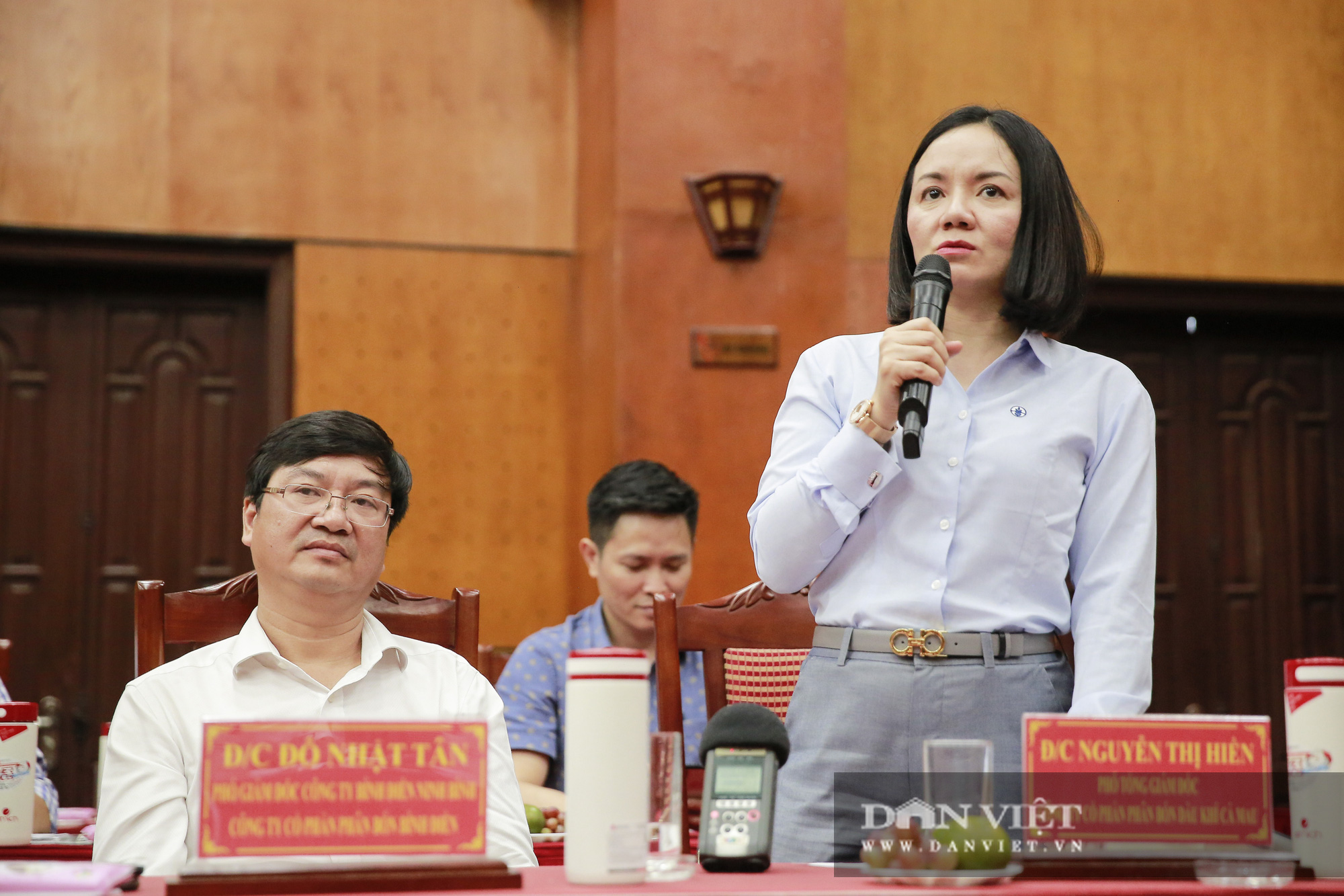 Toàn cảnh Họp báo kỷ niệm 90 năm Ngày thành lập Hội Nông dân Việt Nam - Ảnh 11.