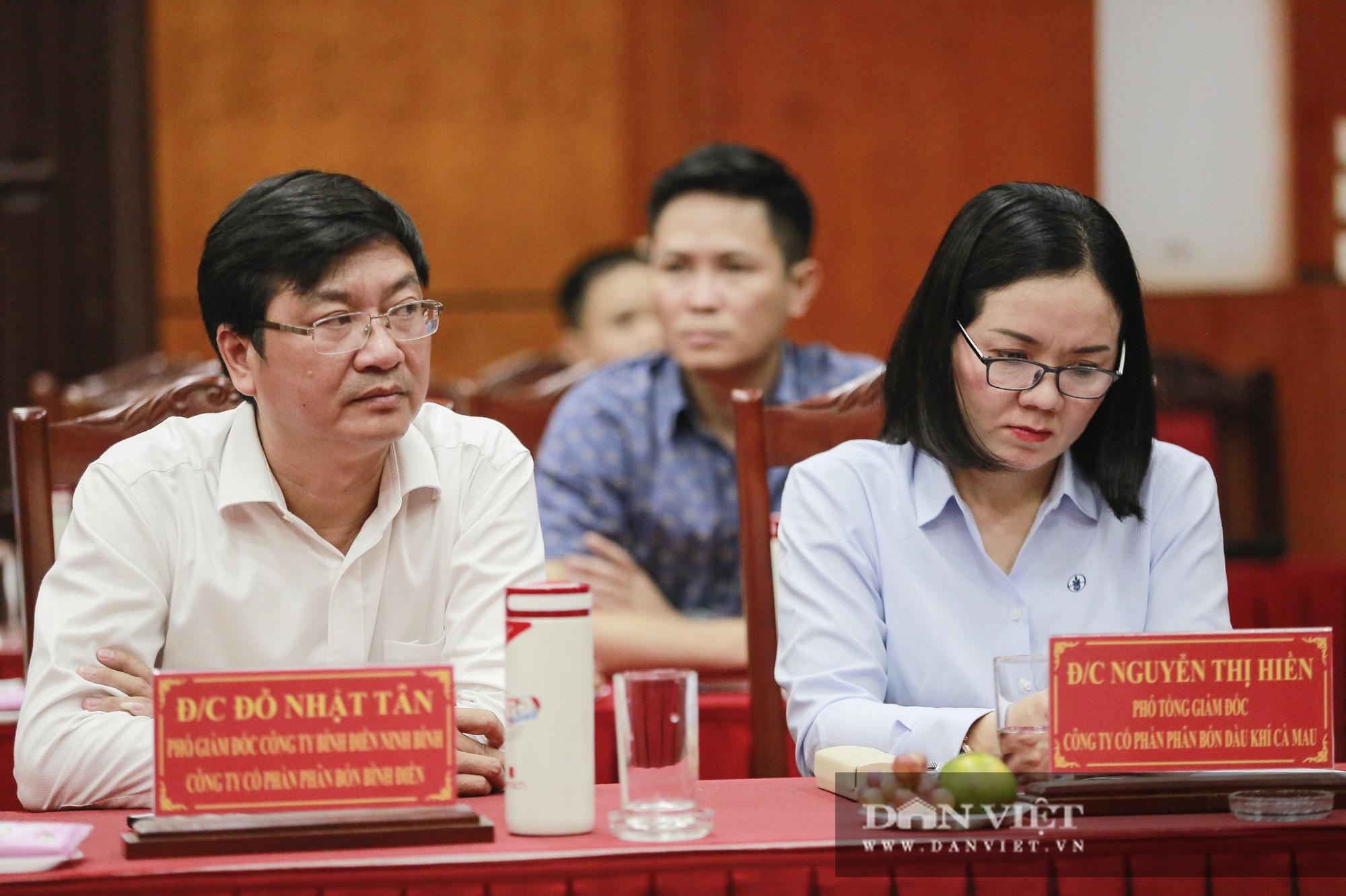 Toàn cảnh Họp báo kỷ niệm 90 năm Ngày thành lập Hội Nông dân Việt Nam - Ảnh 6.