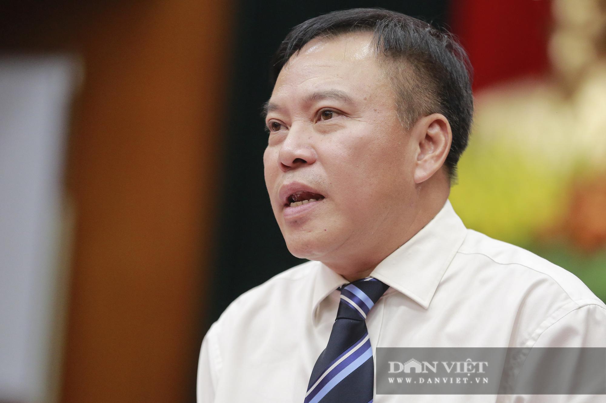 Toàn cảnh Họp báo kỷ niệm 90 năm Ngày thành lập Hội Nông dân Việt Nam - Ảnh 8.