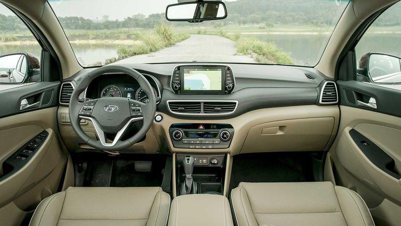 Có tầm 1 tỷ đồng nên mua Honda CR-V hay Hyundai Tucson? - Ảnh 4.