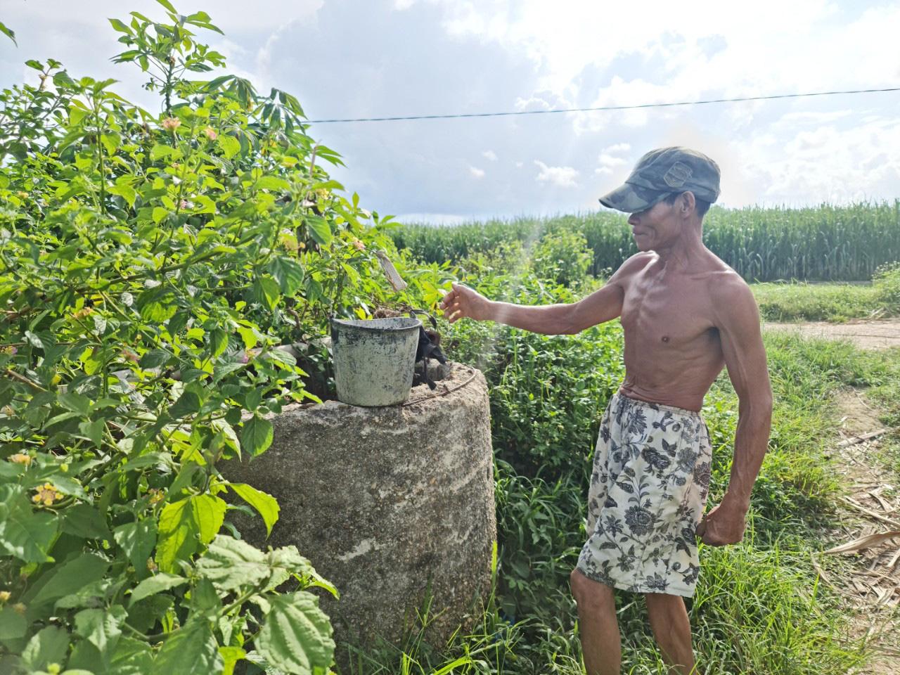 Quảng Nam: Kênh thủy lợi hàng trăm triệu đồng chỉ để chứa rác, trồng cỏ cho bò - Ảnh 7.