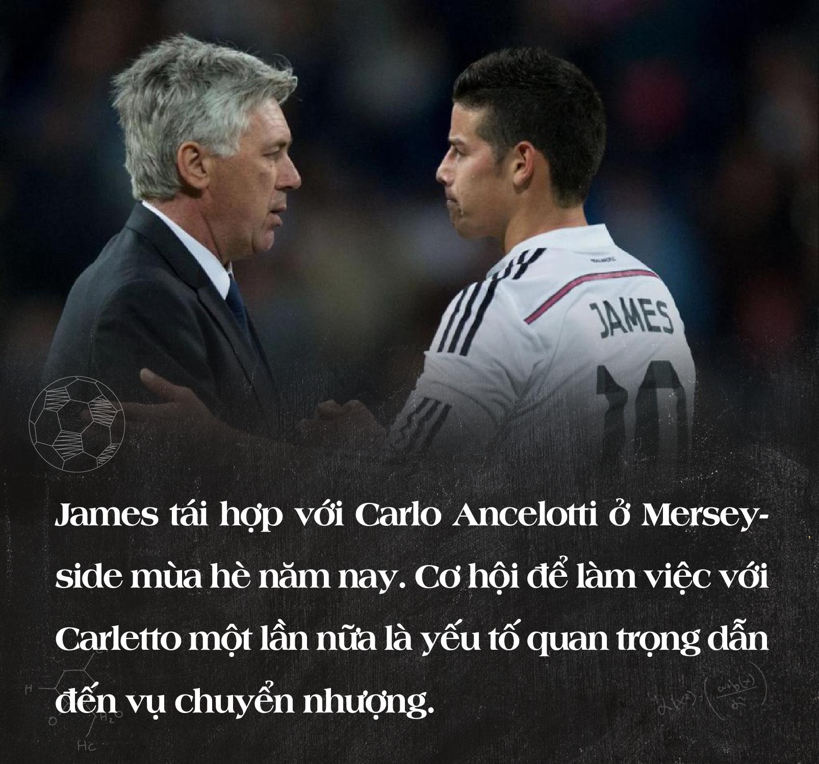 """James Rodriguez – Từ """"chàng 007"""" nói lắp đến kẻ thách thức Premier League - Ảnh 13."""