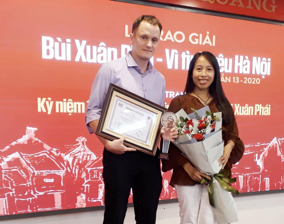 """""""Phố Nhà Thờ"""" & chàng Tây viết tiểu thuyết tiếng Việt - Ảnh 5."""