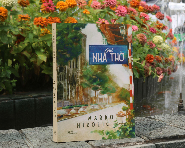 """""""Phố Nhà Thờ"""" & chàng Tây viết tiểu thuyết tiếng Việt - Ảnh 1."""