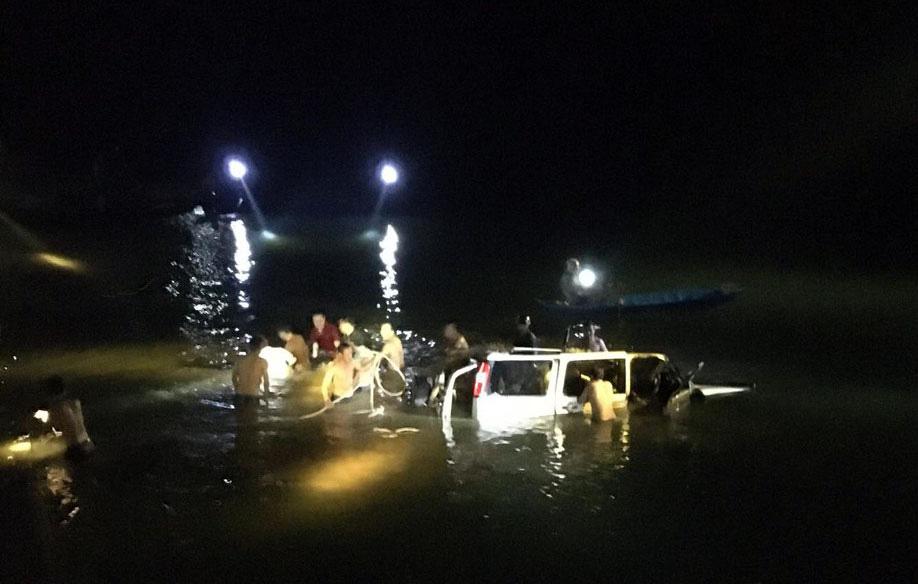 Vụ tai nạn 5 người chết tại cầu treo sông Giăng, nạn nhân đều có hoàn cảnh rất khó khăn - Ảnh 2.
