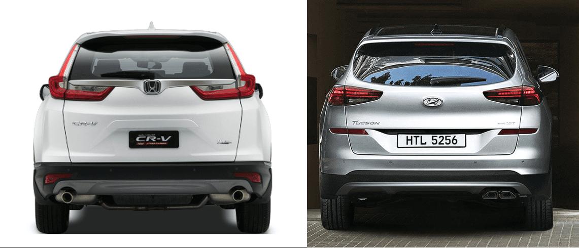 Có tầm 1 tỷ đồng nên mua Honda CR-V hay Hyundai Tucson? - Ảnh 2.