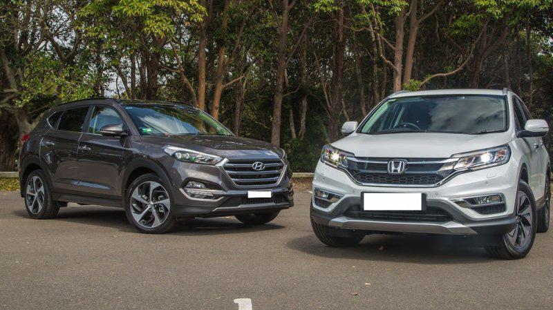 Có tầm 1 tỷ đồng nên mua Honda CR-V hay Hyundai Tucson? - Ảnh 1.