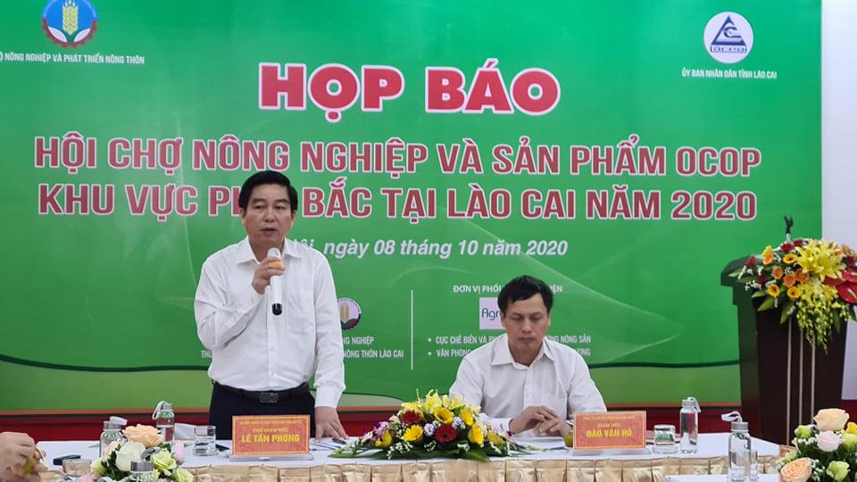 Muốn mua toàn của ngon vật lạ ngày 22/10 đến hội chợ OCOP ở Lào Cai - Ảnh 1.