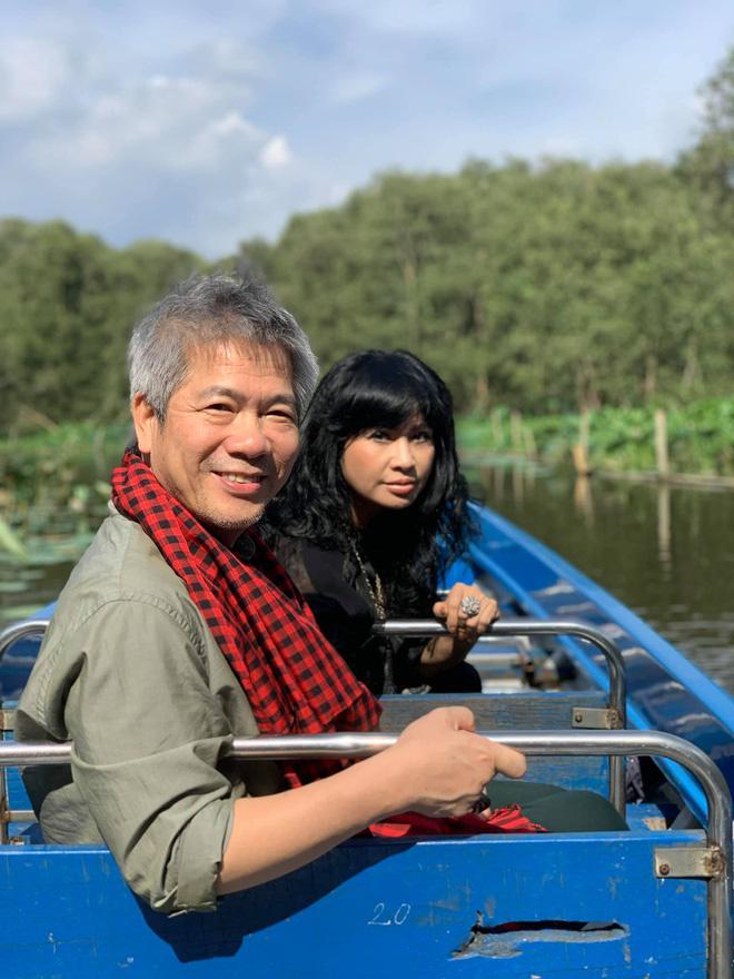 Tuổi 51, Thanh Lam hạnh phúc bên bạn trai bác sĩ được Hoa hậu Giáng My nói điều bất ngờ - Ảnh 5.