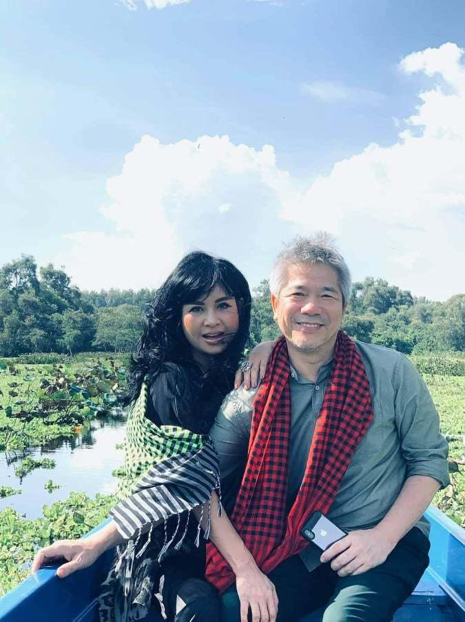 Tuổi 51, Thanh Lam hạnh phúc bên bạn trai bác sĩ được Hoa hậu Giáng My nói điều bất ngờ - Ảnh 1.