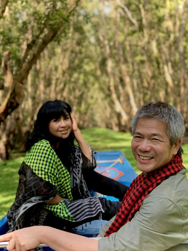 Tuổi 51, Thanh Lam hạnh phúc bên bạn trai bác sĩ được Hoa hậu Giáng My nói điều bất ngờ - Ảnh 3.