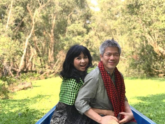 Tuổi 51, Thanh Lam hạnh phúc bên bạn trai bác sĩ được Hoa hậu Giáng My nói điều bất ngờ - Ảnh 2.