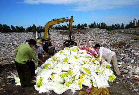 Đắk Nông: Phạt công ty sản xuất phân bón giả 115 triệu đồng - Ảnh 1.