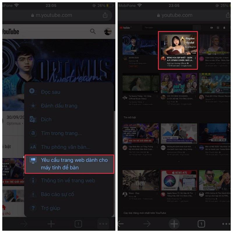 Hướng dẫn cách xem YouTube ngoài màn hình iPhone - Ảnh 1.