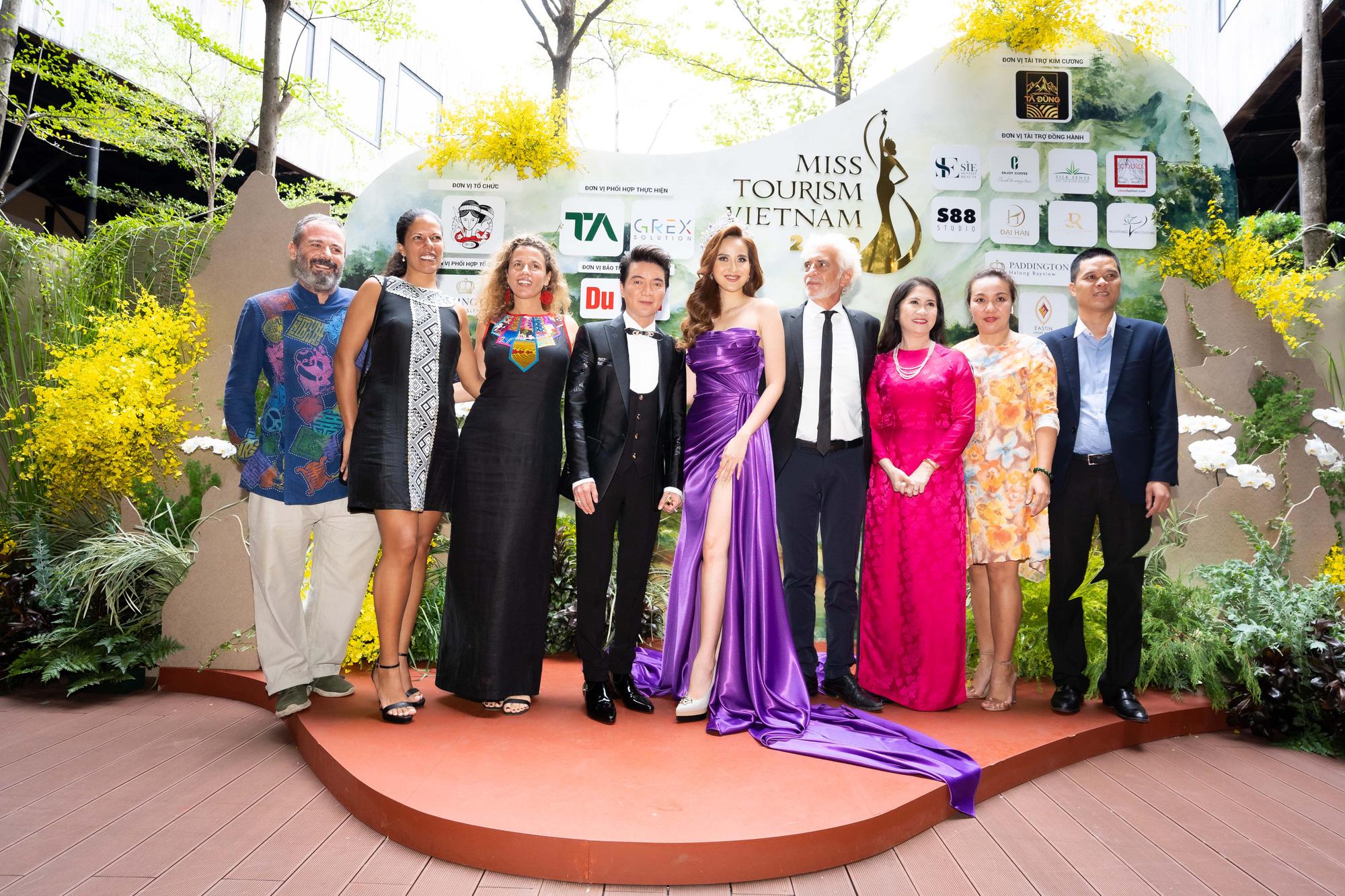 Miss Tourism Vietnam 2020 quảng bá Việt Nam - điểm đến an toàn  - Ảnh 2.
