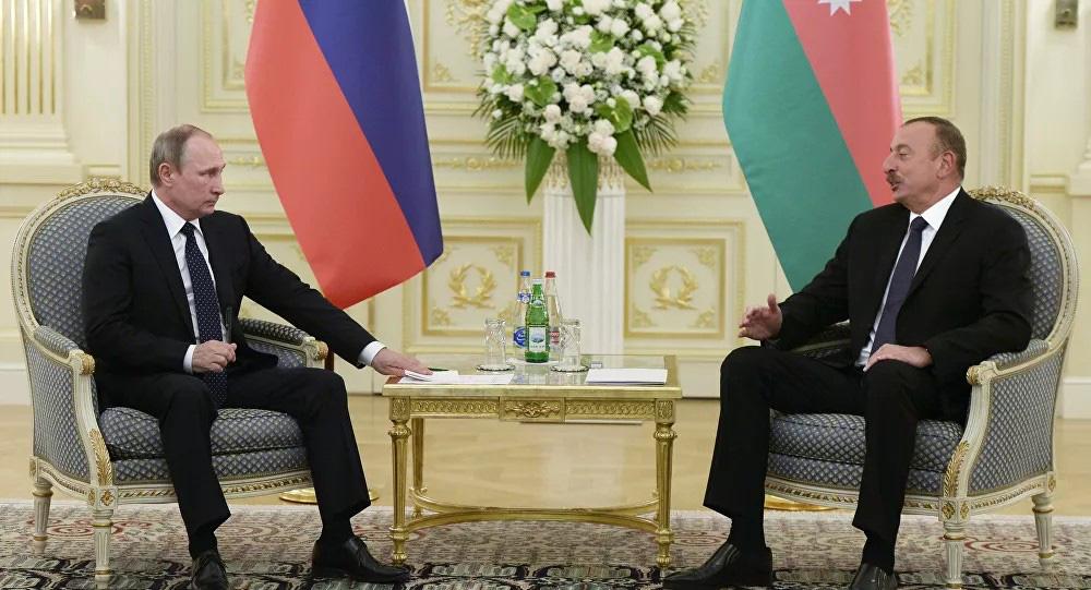 Sự im lặng ngự trị ở Stepanakert sau cuộc nói chuyện giữa Putin và Aliyev - Ảnh 1.
