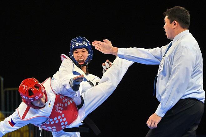 """Taekwondo Việt Nam """"đãi cát"""" tìm người hùng Olympic - Ảnh 3."""