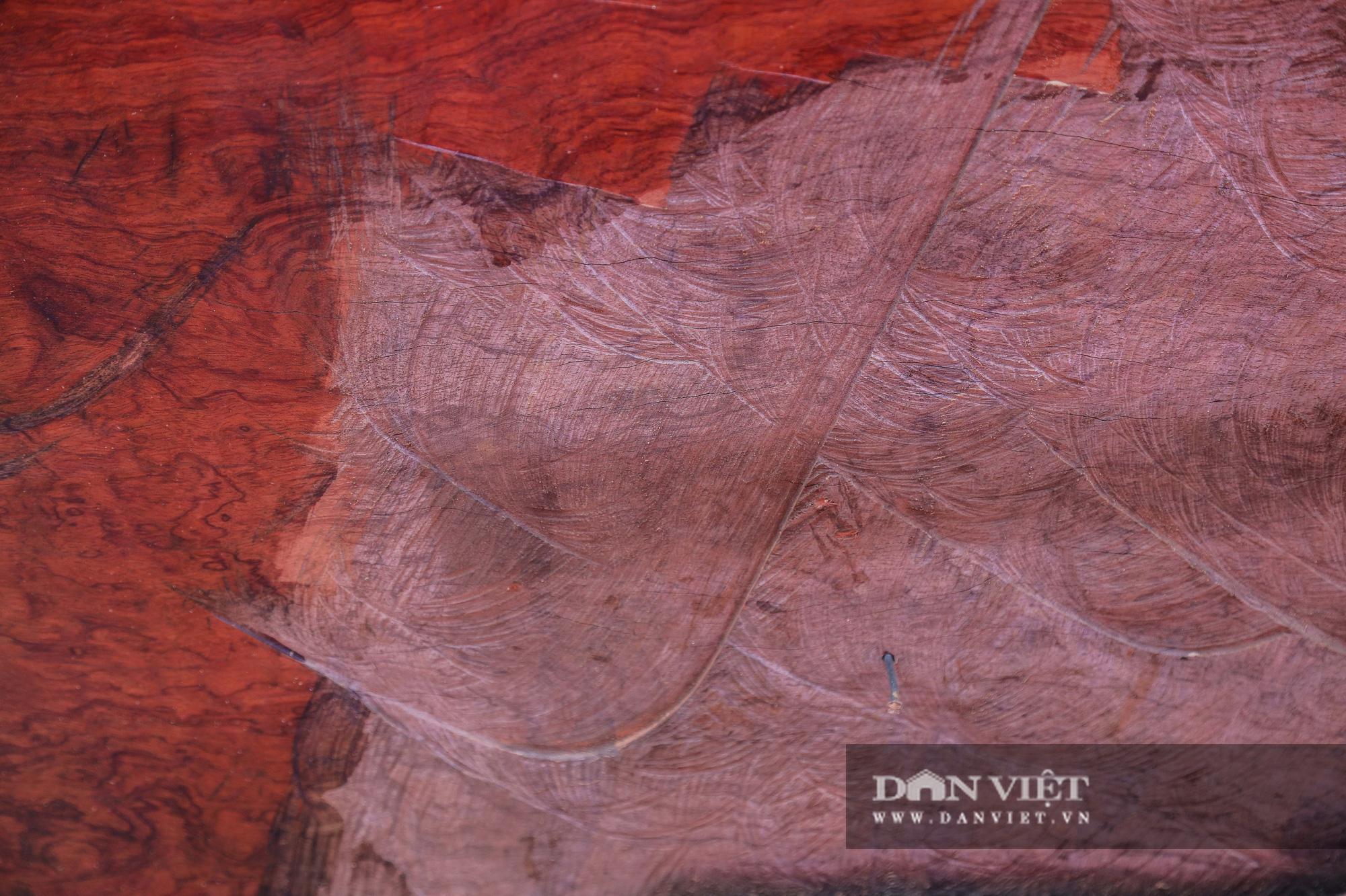 Ngỡ ngàng khúc gỗ 10 tỷ đồng ở hội chợ đồ gỗ Hà Nội - Ảnh 6.