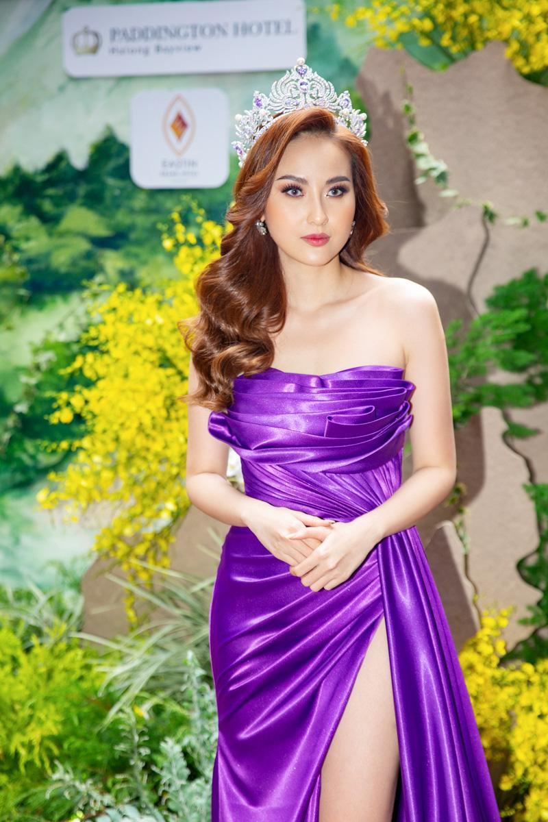Miss Tourism Vietnam 2020 quảng bá Việt Nam - điểm đến an toàn  - Ảnh 1.