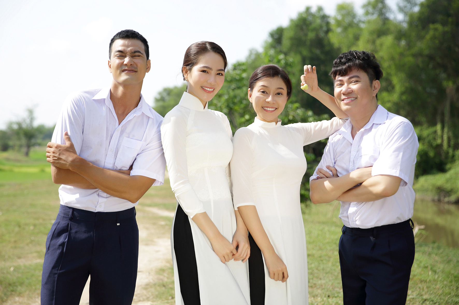 Dương Kim Ánh tung trailer phim ca nhạc kết hợp cùng Quốc Đại - Ảnh 1.