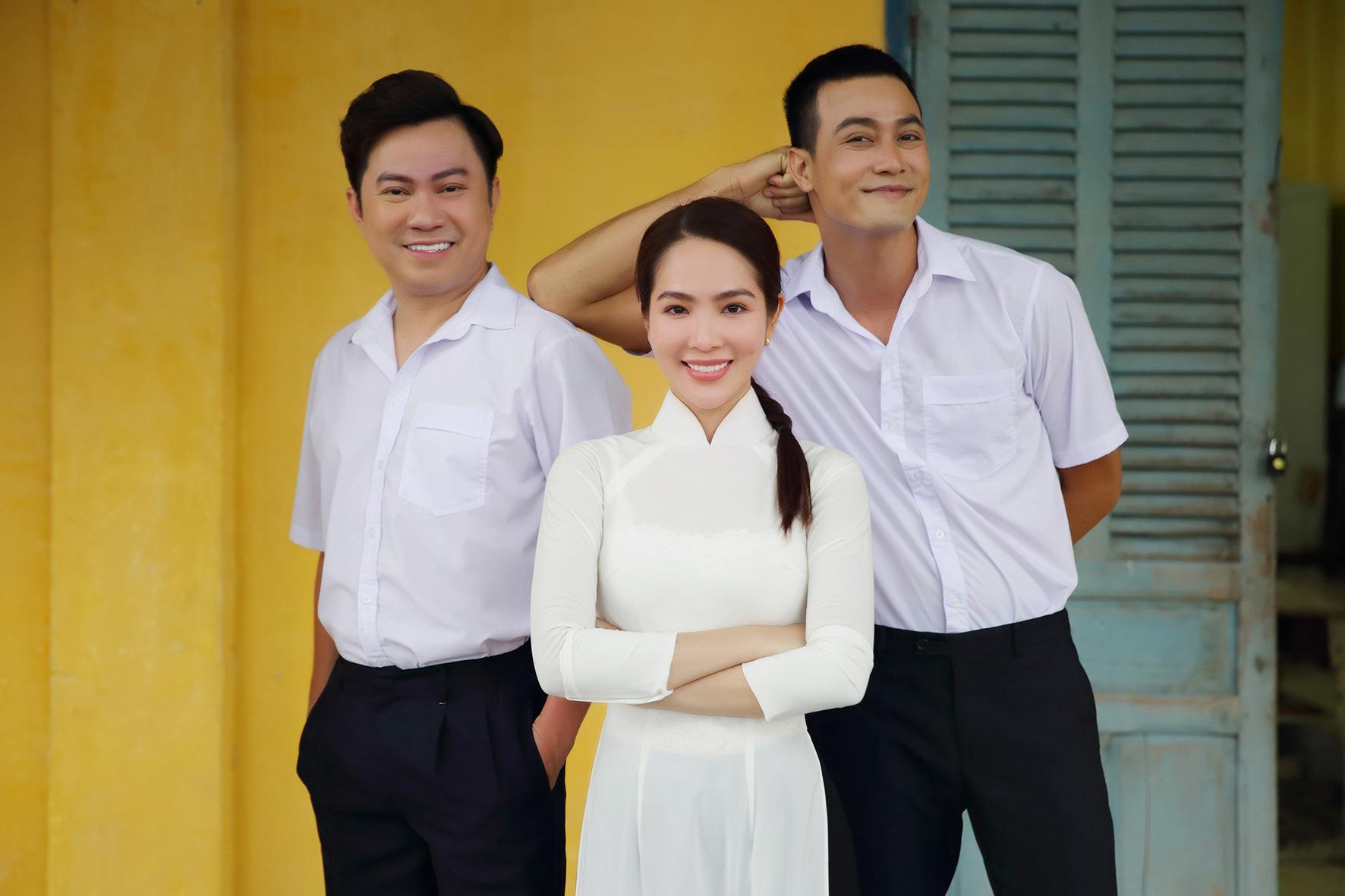 Dương Kim Ánh tung trailer phim ca nhạc kết hợp cùng Quốc Đại - Ảnh 4.