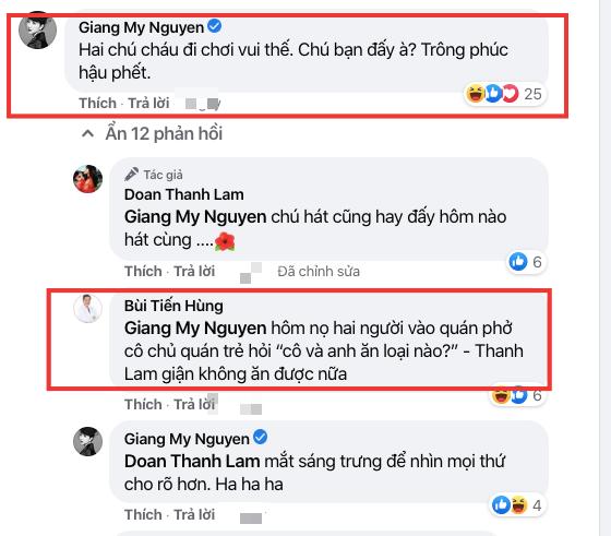 Tuổi 51, Thanh Lam hạnh phúc bên bạn trai bác sĩ được Hoa hậu Giáng My nói điều bất ngờ - Ảnh 4.