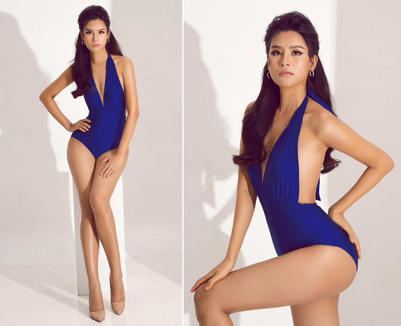 """Thái Thị Hoa nóng bỏng với bikini khoét hông táo bạo """"đốt mắt"""" trước thềm Hoa hậu Trái đất 2020 - Ảnh 8."""
