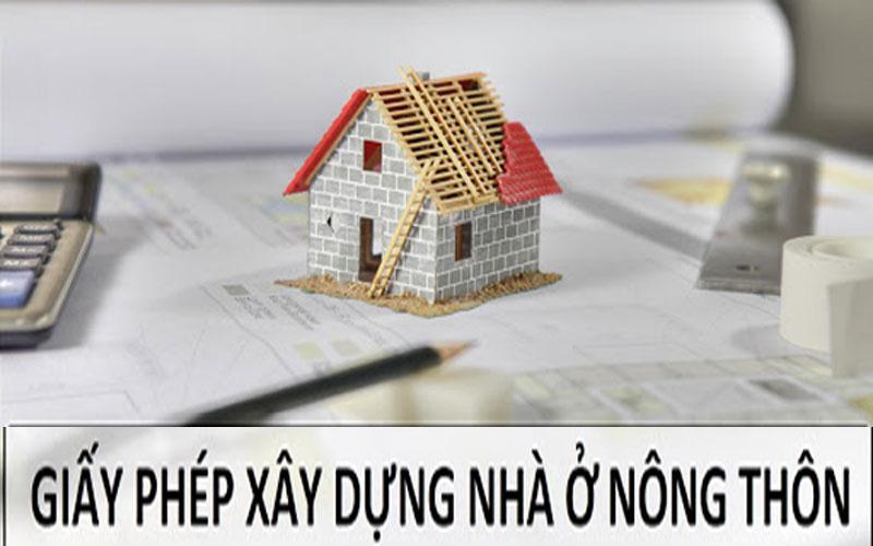 Xây nhà ở nông thôn có cần xin giấy phép xây dựng?