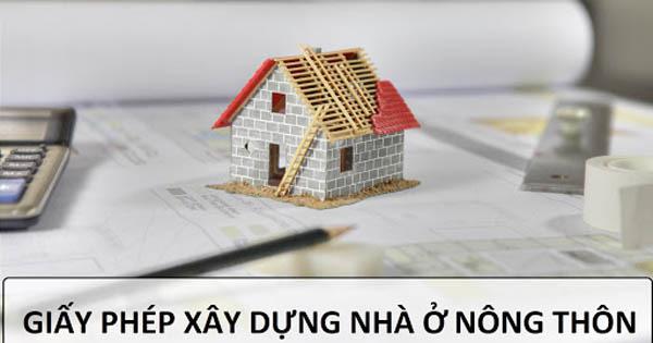 Xây nhà ở nông thôn có cần xin giấy phép xây dựng? - Ảnh 1.