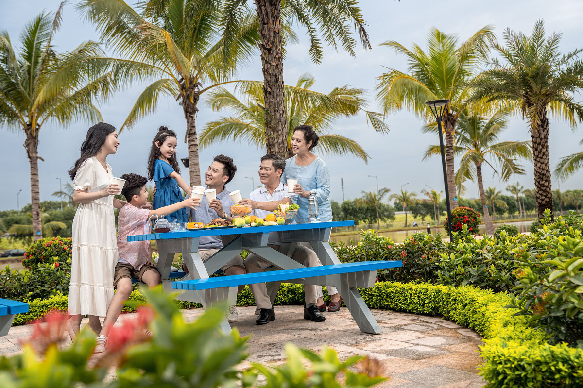 """Vinhomes ra mắt """"Tổ ấm an vui"""" kết nối chủ căn hộ và khách thuê tại Vinhomes Ocean Park - Ảnh 3."""