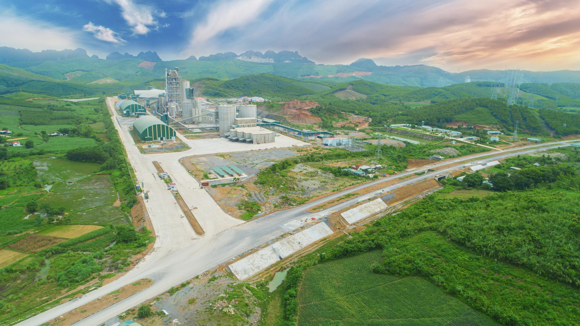 Khám phá công nghệ sản xuất xanh hiện đại bậc nhất của xi măng Tân Thắng - Ảnh 10.