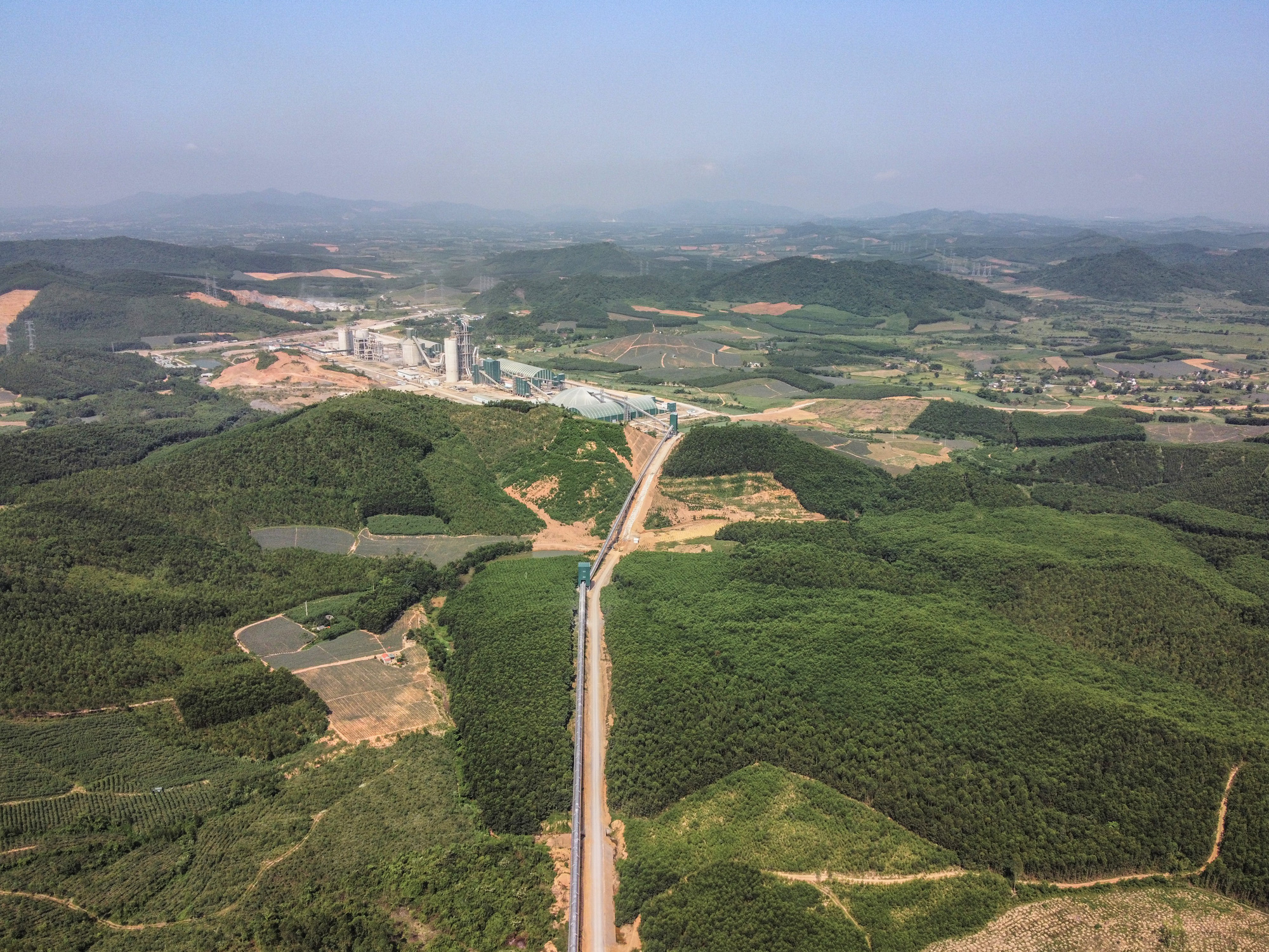 Khám phá công nghệ sản xuất xanh hiện đại bậc nhất của xi măng Tân Thắng - Ảnh 8.