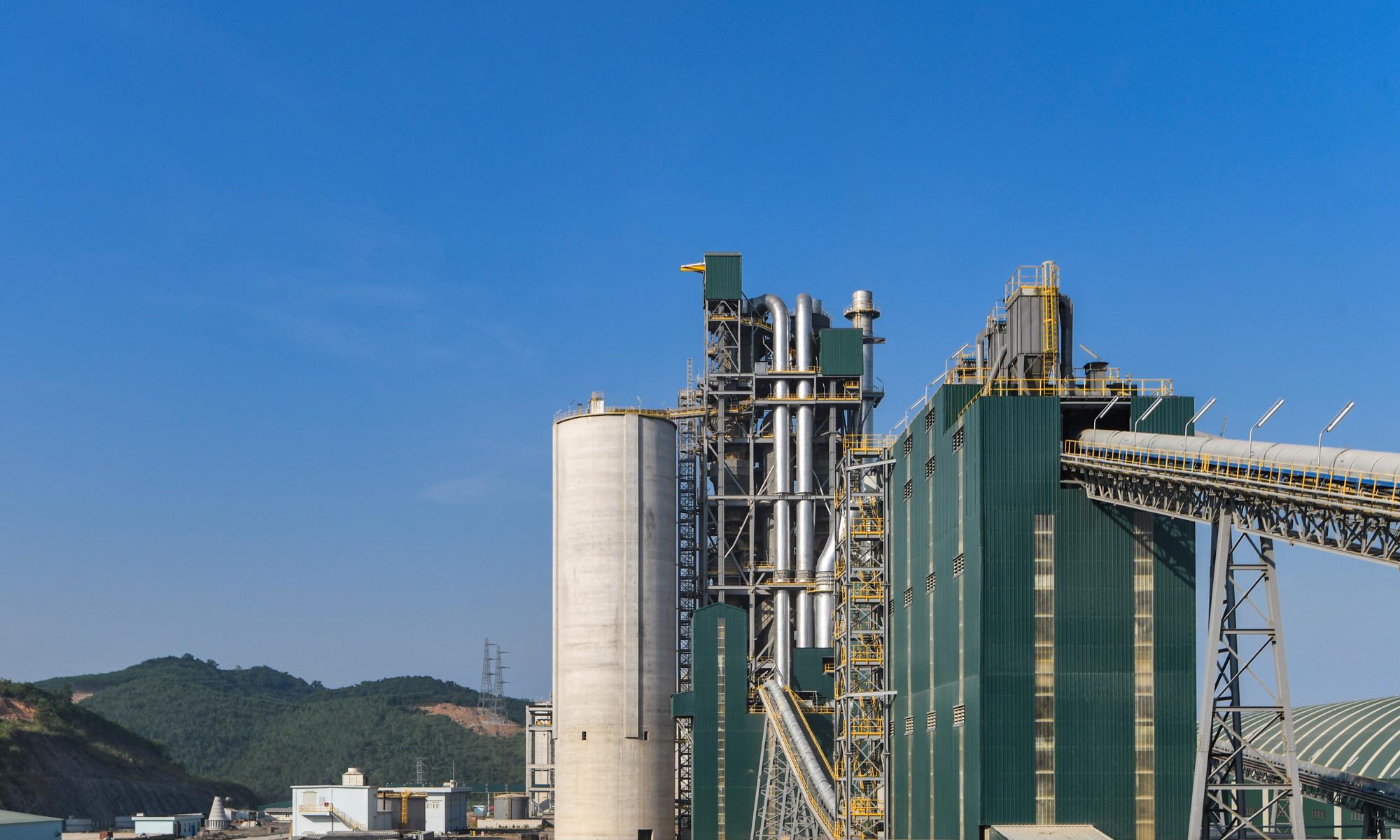 Khám phá công nghệ sản xuất xanh hiện đại bậc nhất của xi măng Tân Thắng - Ảnh 9.
