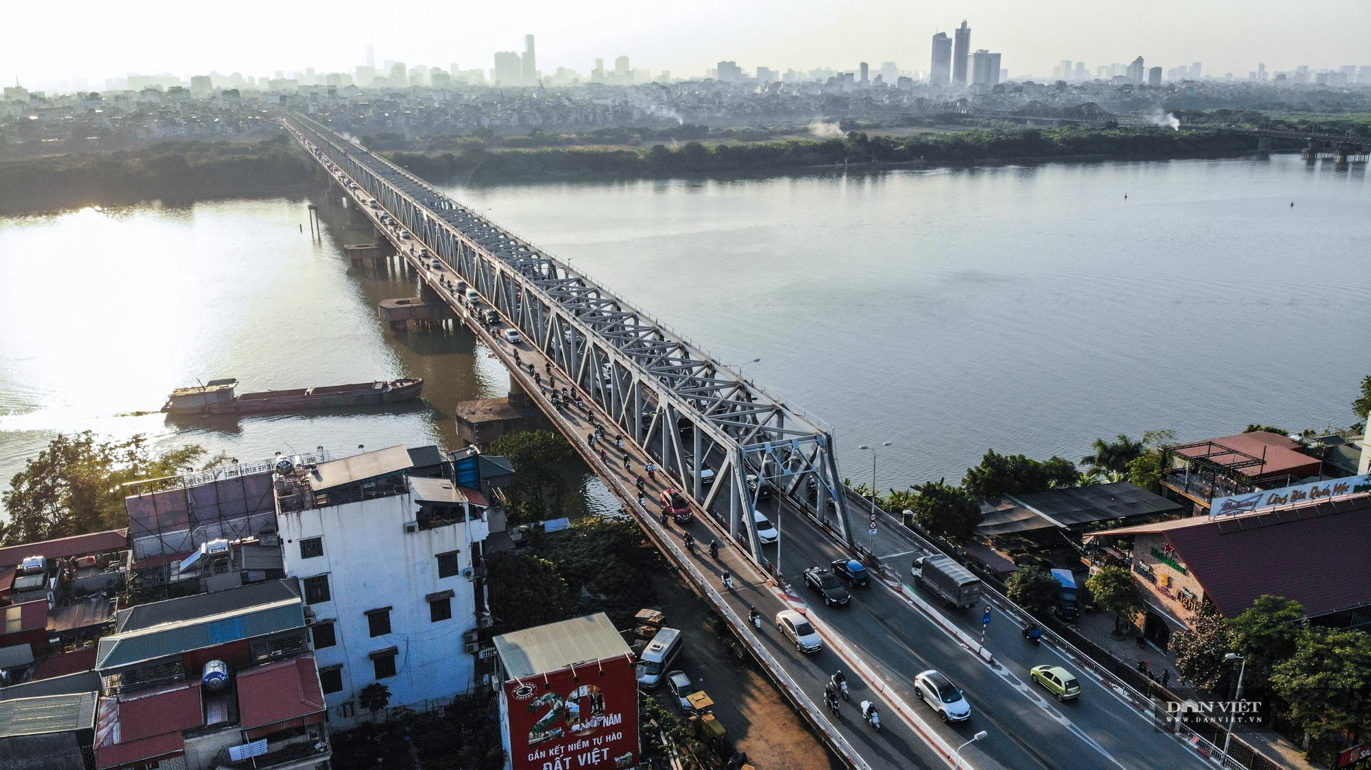 Những cây cầu làm thay đổi diện mạo Thủ đô trong những năm qua - Ảnh 8.