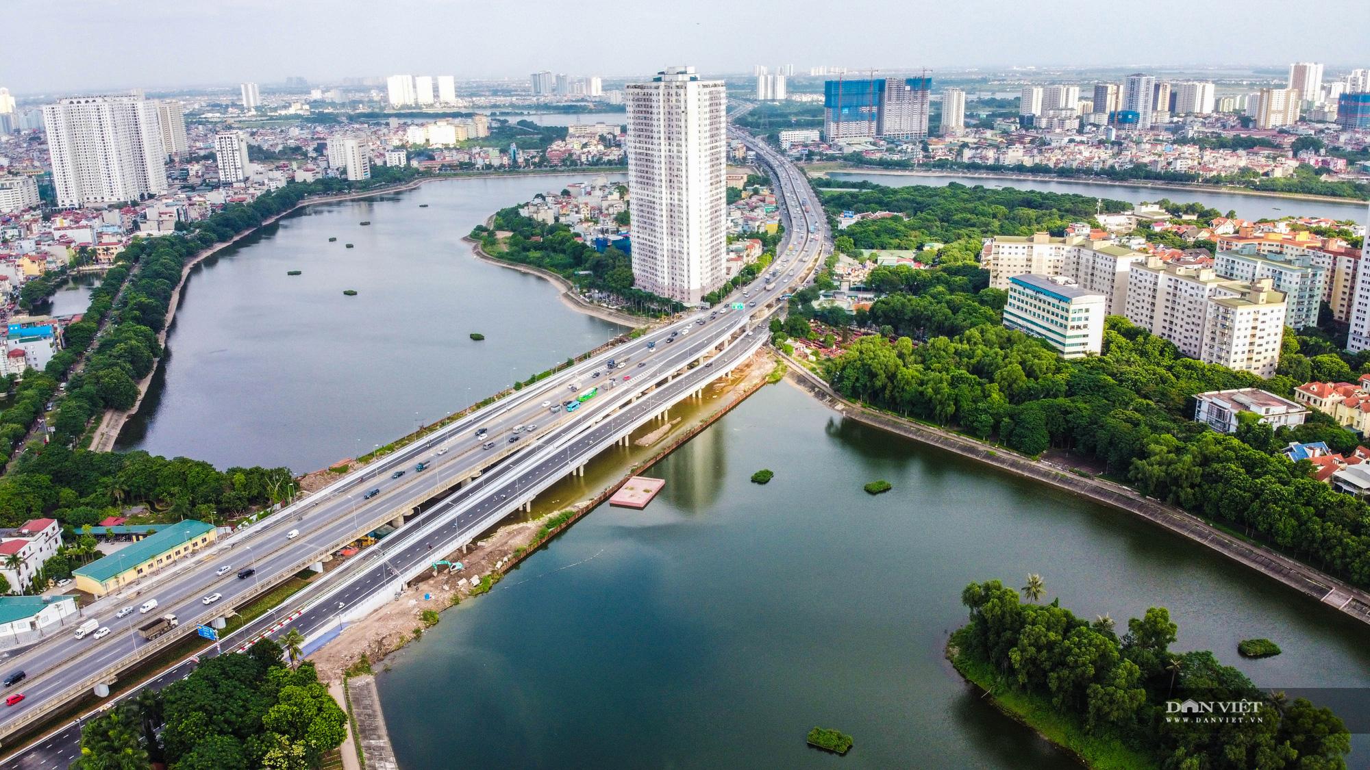 Những cây cầu làm thay đổi diện mạo Thủ đô trong những năm qua - Ảnh 24.